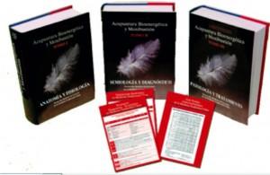 Libros Acupuntura Bioenergetica y Moxibustion
