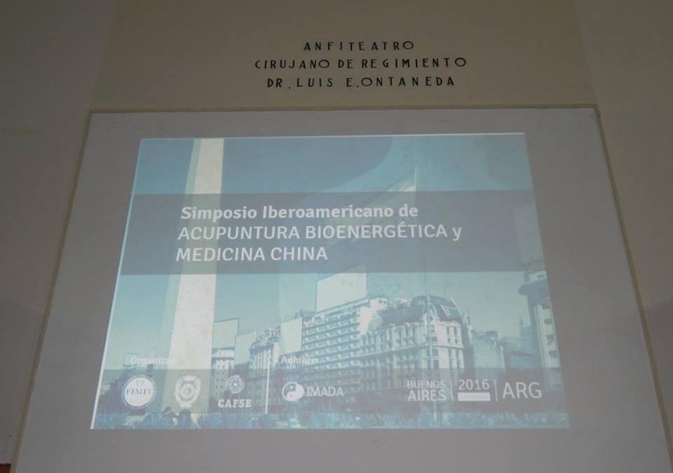 Simposio Internacional de Medicina Tradicional China y Acupuntura Bioenergética