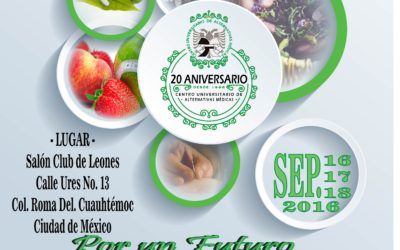 Congreso Internacional de Alternativas Médicas