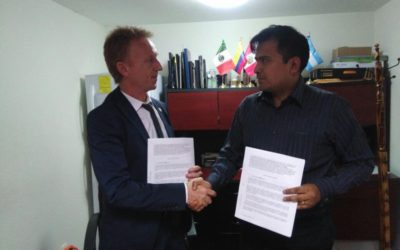 Convenio de colaboración con la Universidad Iberoamericana de Ciencias y Desarrollo Humano (UNIBE)