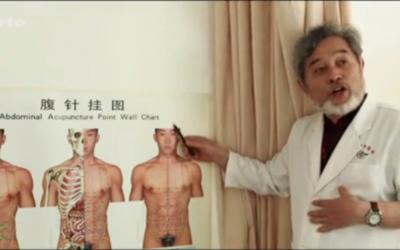 Entrevista al Dr. Bo Zhiyun sobre la Acupuntura Abdominal.