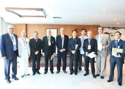 1er Simposio Internacional Academico de Acup. y MTC