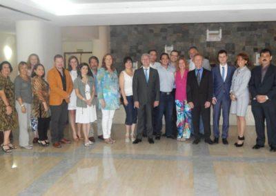 Comision Iberoamericana de MTC, Venezuela