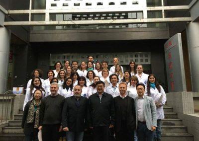 Entrega Diplomas China 2015