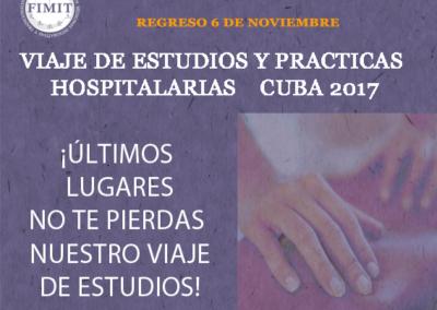 Folleto Cuba 2017