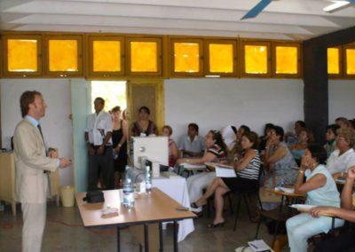 Univ. Cs. Medicas Grajales Coello Cuba clase